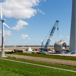 environment and wind turbine
